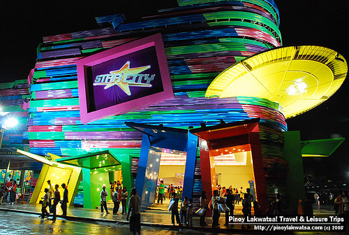 Star City Entrance