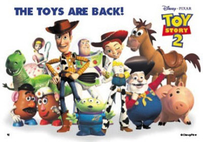 My Favorite Movie - TOY STORY (2/5)