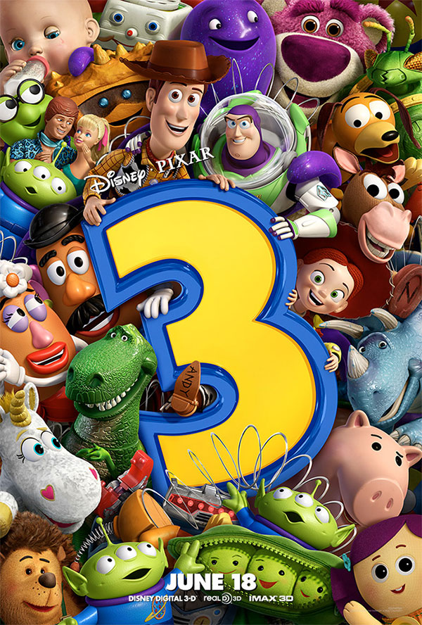 My Favorite Movie - TOY STORY (3/5)
