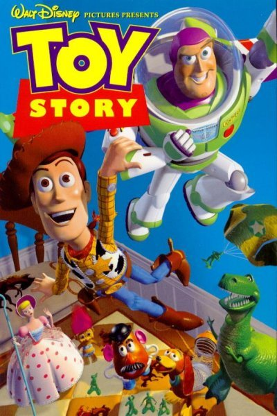 My Favorite Movie - TOY STORY (1/5)
