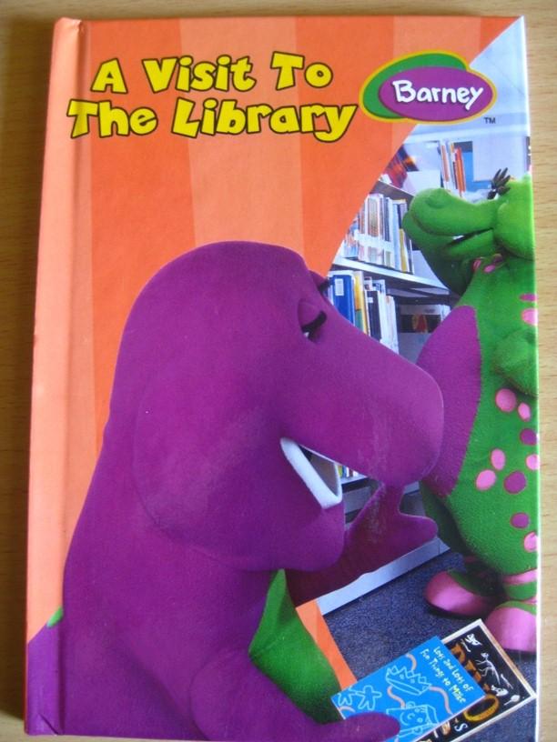 Barney Books (1/6)