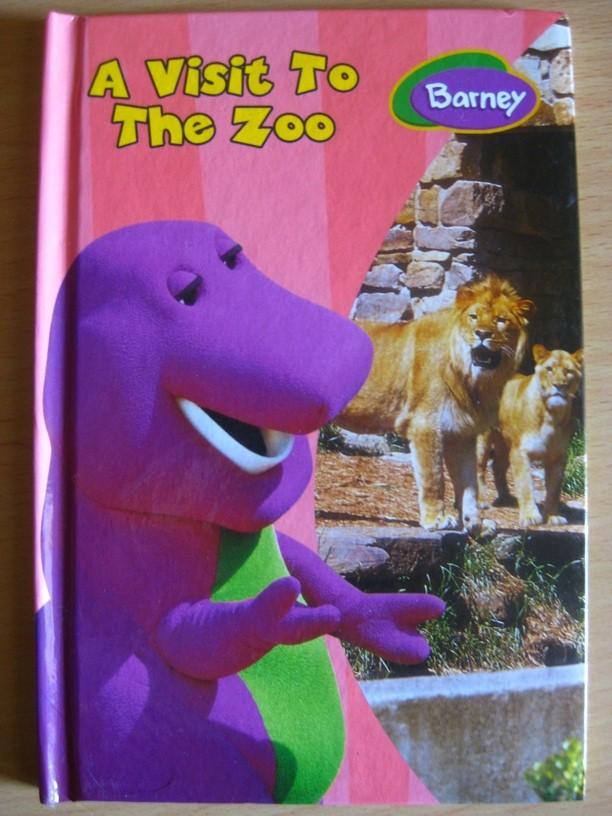 Barney Books (2/6)