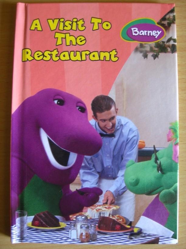 Barney Books (3/6)