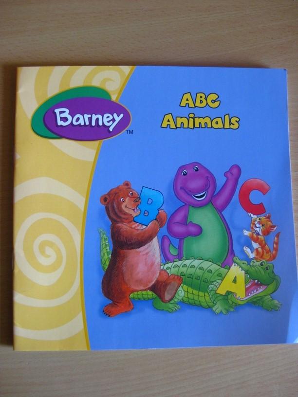 Barney Books (4/6)