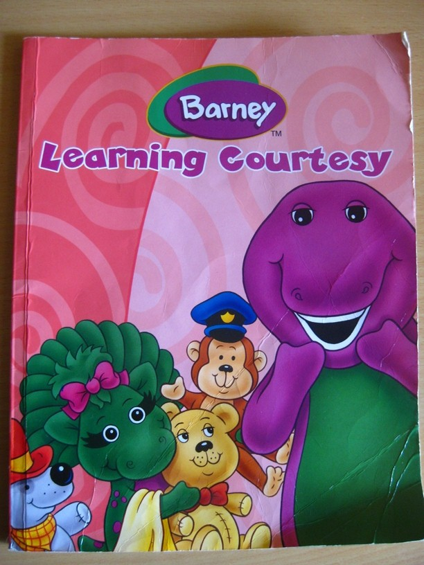 Barney Books (5/6)