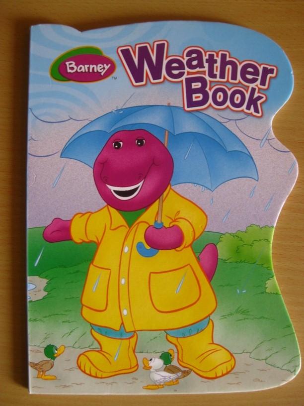 Barney Books (6/6)