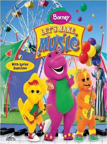 Barney Videos (3/6)