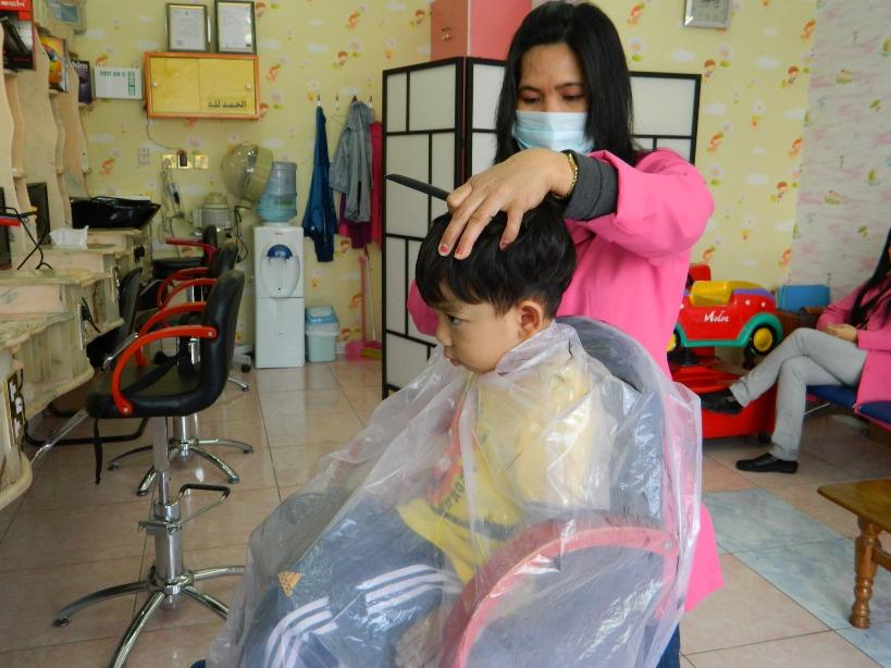 Haircut :) (3/6)