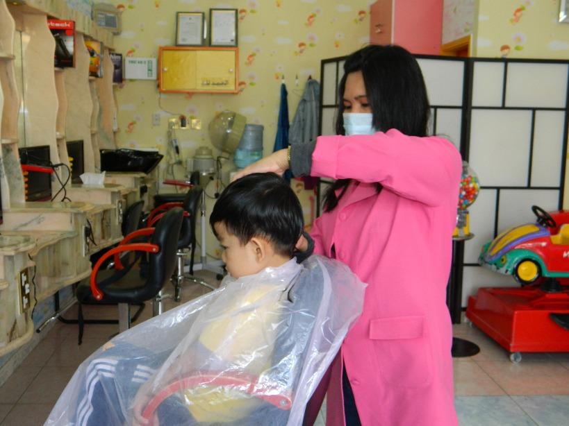 Haircut :) (4/6)