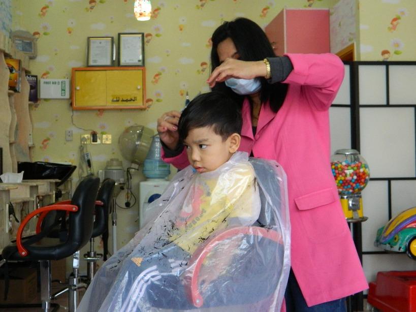 Haircut :) (5/6)