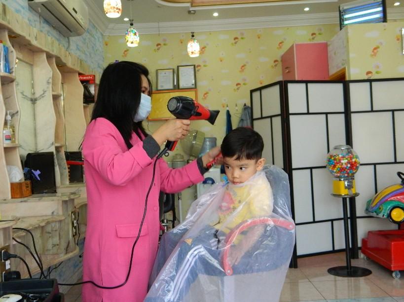 Haircut :) (6/6)