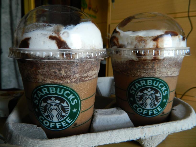 Starbucks Takeouts (5/5)