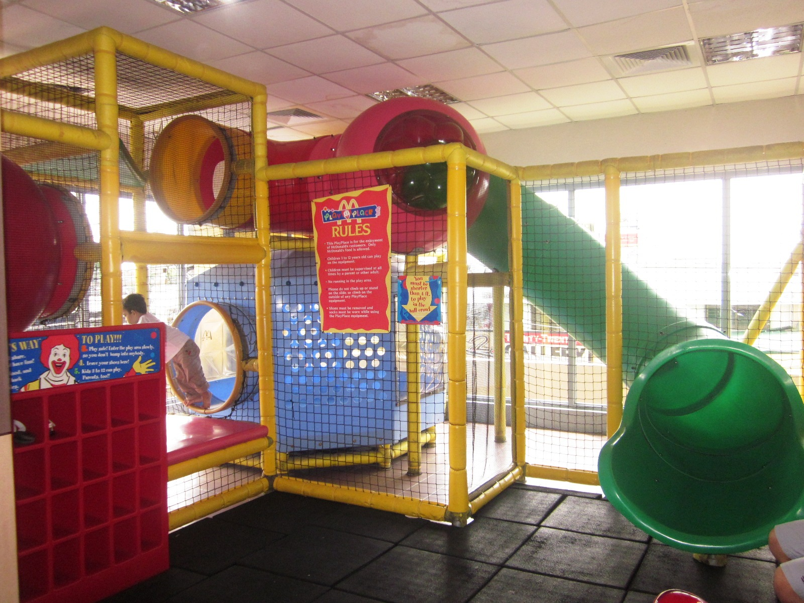 Vacation Bits 09: McDonalds Play Place | The Adventures of ...