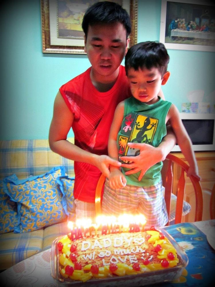 Happy Birthday, Daddy! (2/3)