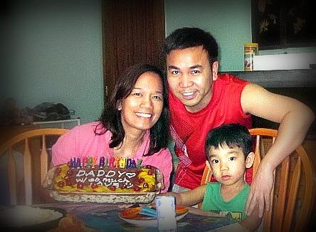 Happy Birthday, Daddy! (3/3)