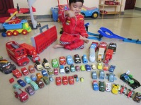 my toy cars