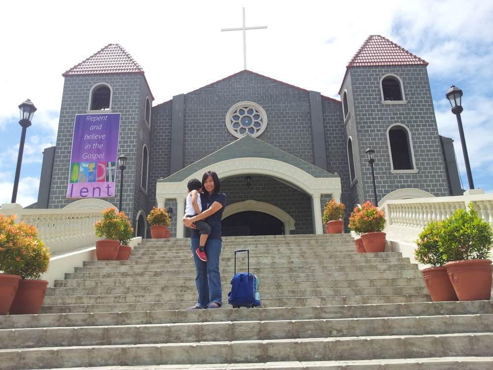 Vacation Bits 05: Antipolo City Churches (4/6)