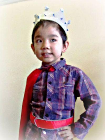 Prince Iñigo of the  Philippines